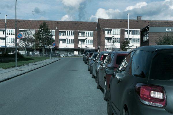 P-Control P-tilladelser parkeringsløsning