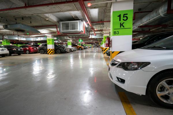 Nummerpladegengivelse parkeringskontrol P-Control